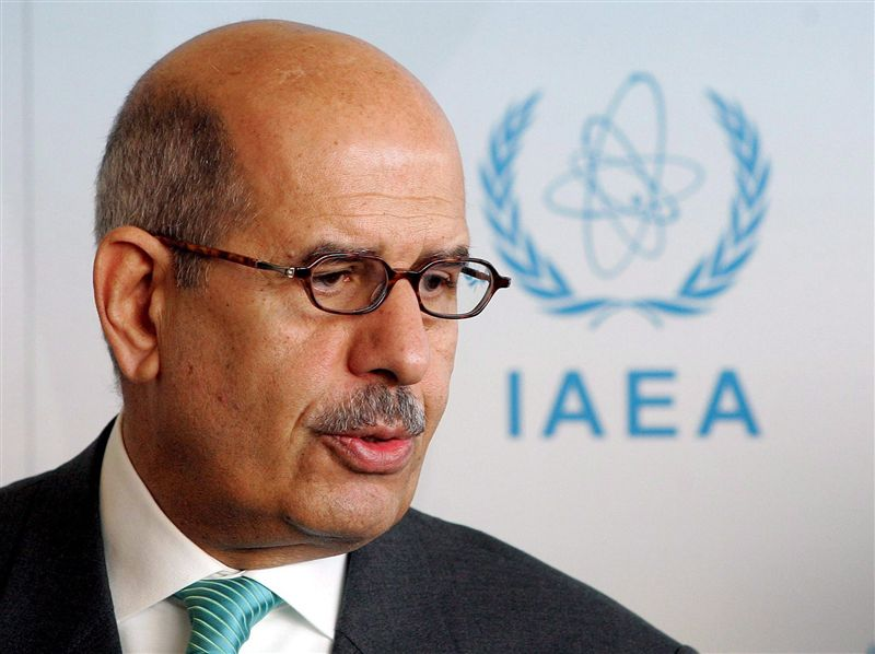 2011   Year of the Dupe elbaradei