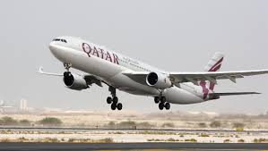Winner of Best Middle East Airline, Qatar Airways